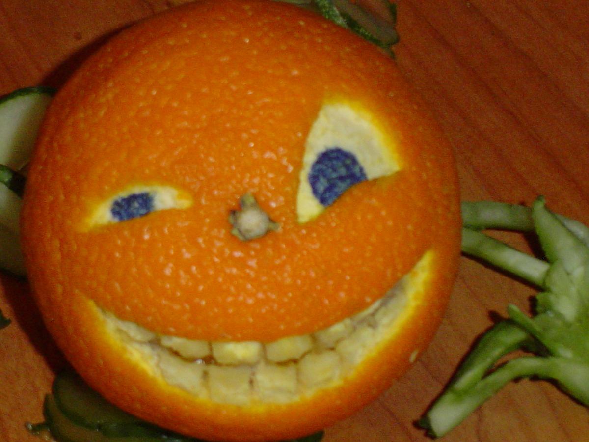 диета яйцо и апельсин