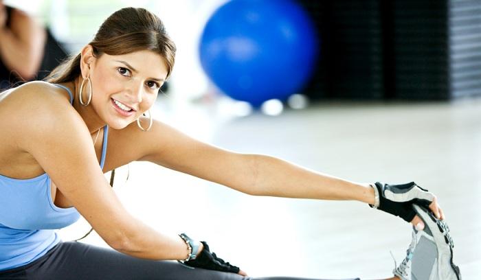 Похудеть с помощью домашнего фитнеса