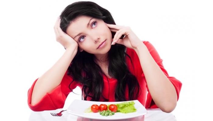 Как необходимо сидеть на диете