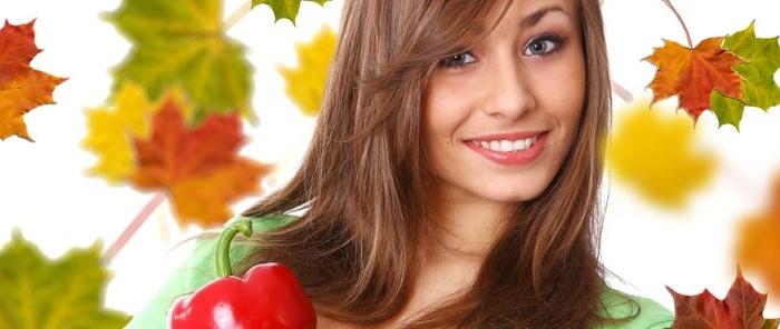 Рацион осенней диеты