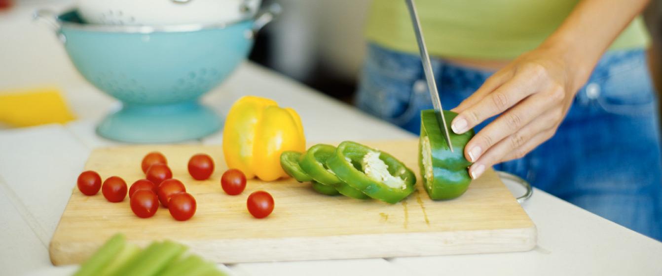 Салат из чили и перца