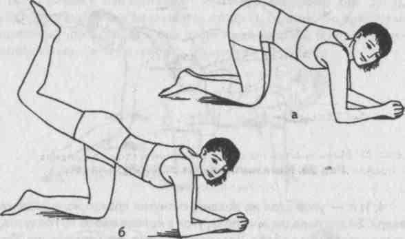 Упражнение «давим потолок»