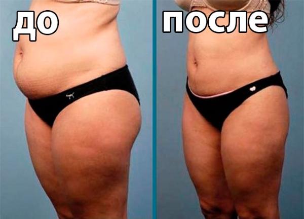 похудеть за месяц отзывы реально