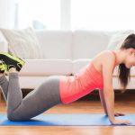 Эффективные домашние тренировки для похудения