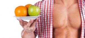 Правильное питание для наращивания мышечной массы
