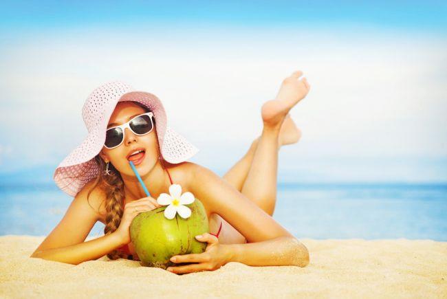 Как похудеть в отпуске
