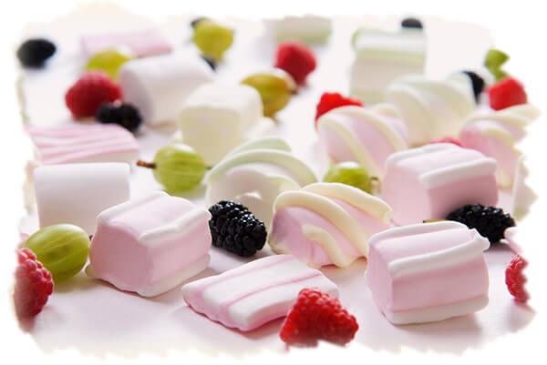 Зефир и йогурт