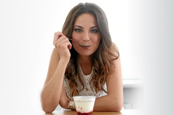 Йогурт при похудении
