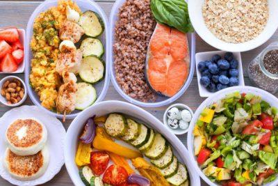 Рацион спортивной диеты